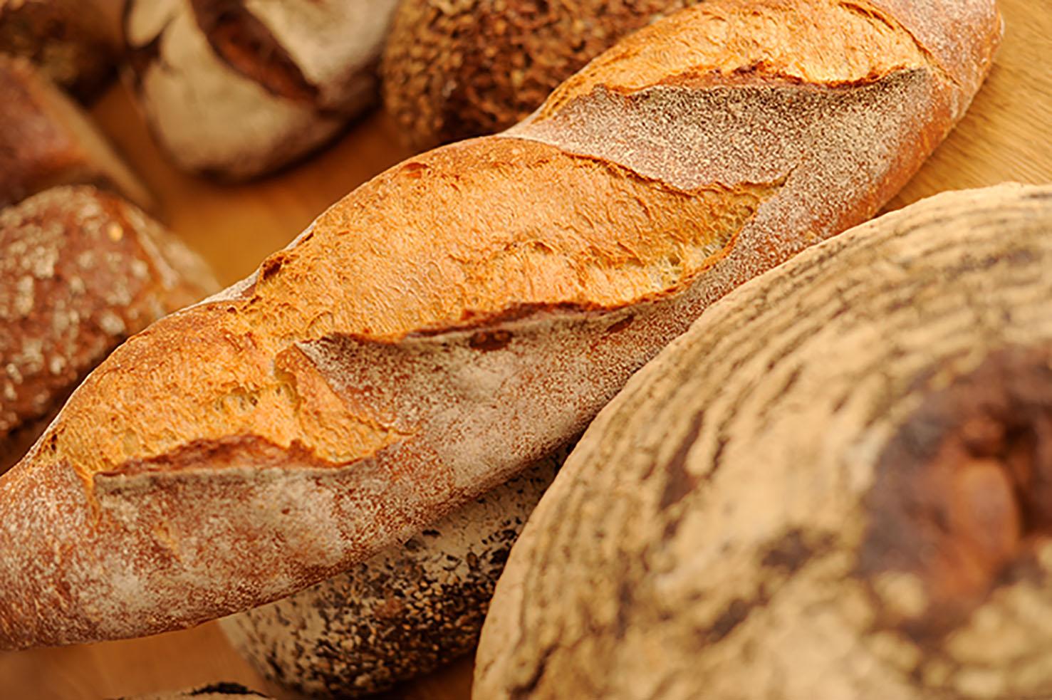 Öffentliche Brotprüfung in Hamburg