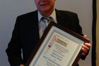 Ehren-Landesinnungsmeister Thomas Müller