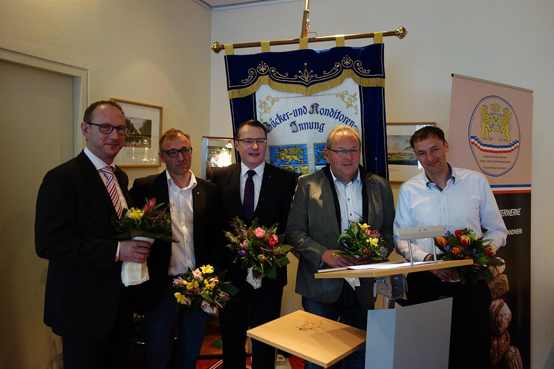 Neuer Vorstand in Mecklenburg-Vorpommern
