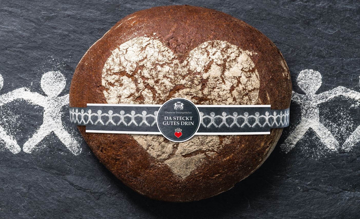 Ein Brot das Gutes tut