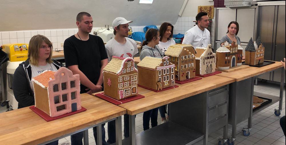 43. Lebkuchenwettbewerb in Lübeck