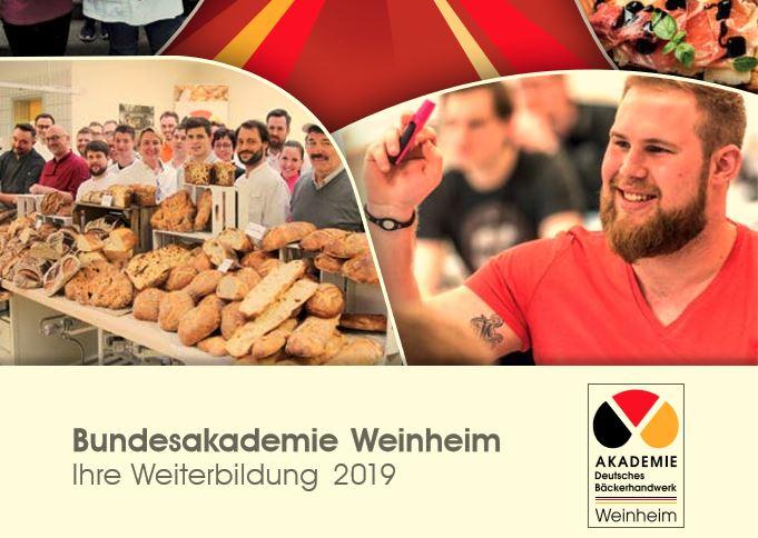 Akademie Weinheim: Weiterbildungskatalog ist online