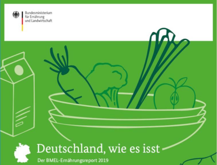 BMEL-Ernährungsreport 2019