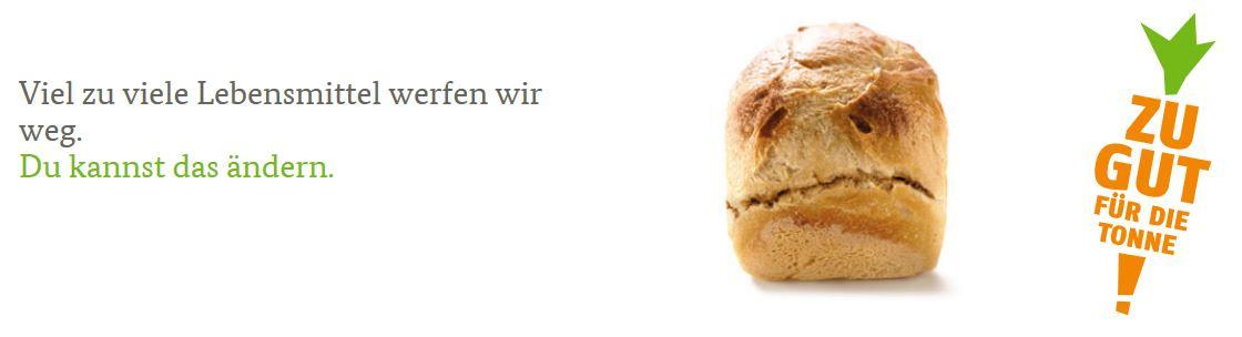 """Bundespreis 2020 """"Zu gut für die Tonne"""""""