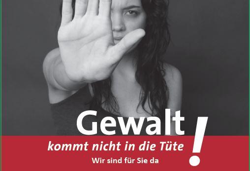 Hamburg: 12 Jahre Brötchentütenkampagne gegen Gewalt